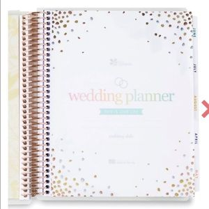 Erin Condren Wedding Planner - 12 months